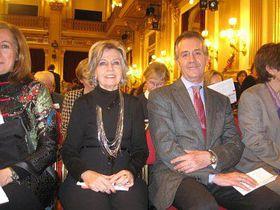 Cecilia Rodrigo y Arturo Laclaustra