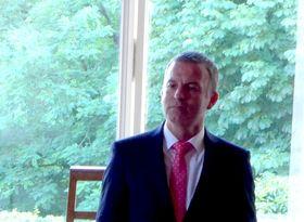 Gilles Martinez, photo: Site officiel de L'Ambassade de France à Prague