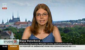 Dana Večerková, foto: ČT24