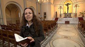 Hana Tonzarová (Foto: Tschechisches Fernsehen)