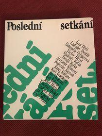 'Último encuentro' de Štěpán Kafka, foto: Smršť