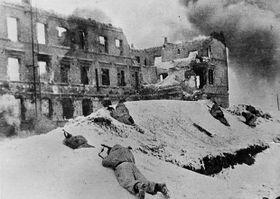 La Batalla de Stalingrado, foto: Bundesarchiv