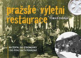 Couverture du livre«Les restaurants pour amateurs d'excursions de Prague»