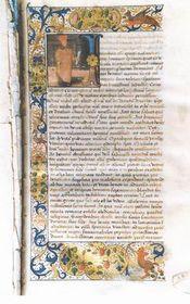 Titulní list Kroniky české od Eneáše Silvia Piccolominiho, 1457