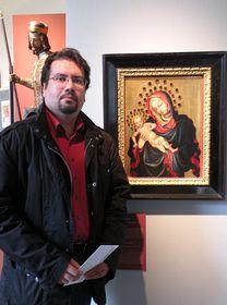 Jaroslav Sojka, photo: Martina Bílá