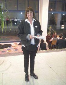Martina Büchel (Foto: Markéta Kachlíková)