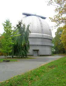 Купол телескопа, Фото: Packa, CC BY-SA 2.5