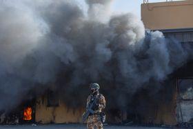 Фото: ЧТК/AP/Nasser Nasser