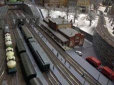 Foto: Archivo del Reino de los Ferrocarriles