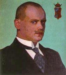 Иван Кулец, автопортрет, 1910 г., фото: Wikimedia Commons, CC0