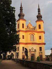 Piaristenkirche in Litomyšl (Foto: Martina Schneibergová)