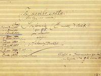 Symphonie Du Nouveau Monde, source: public domain