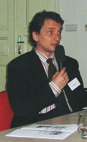 Douglas Hajek, photo: Pavla Horakova