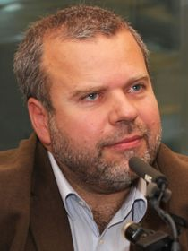 Jan Skalický, photo: Alžběta Švarcová / Czech Radio
