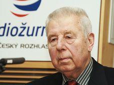 Josef Masopust, foto: Alžběta Švarcová, Archivo de ČRo