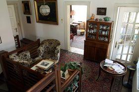 L'intérieur de la villa Čapek, photo: Chmee2, CC BY 3.0