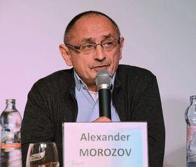 Александр Морозов, Фото: Антон Литвин