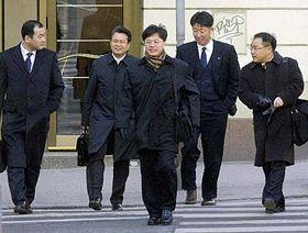 Zástupci jihokorejské automobilky Hyundai, foto: CTK