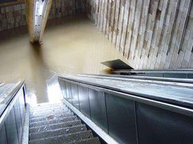 Станция метро Флоренц (Фото: Транспортное управлние г. Праги)