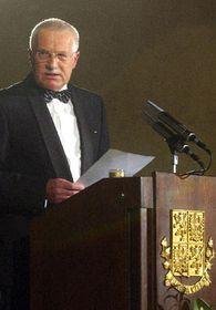 Vaclav Klaus, photo: CTK