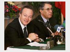 Josep Pique, Spanish Foreign Minister