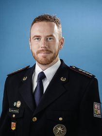 Ondřej Moravčík, photo: Policie ČR