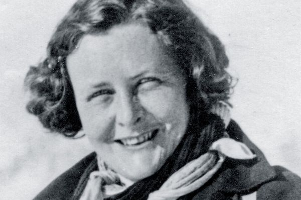 Doreen Warriner (Foto: Archiv von Henry Warriner)