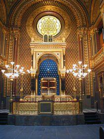 Prague's historic Jewish quarter
