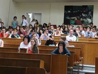 Photo: archive of Summer School of Slavonic Studies