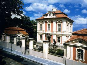 La villa 'America' en Praga