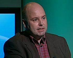 Lukáš Jelínek (Foto: ČT24)