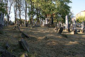 Новое еврейское кладбище в Угерском Броде, фото: открытый источник