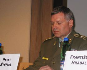 El jefe del Estado Mayor, Pavel Stefka (Foto: Pavla Jedlickova)