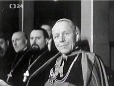 Le cardinal Josef Beran, photo: ČT24