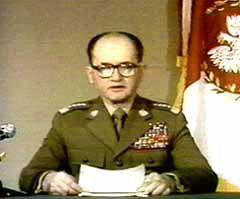 General Wojcich Jaruzelski
