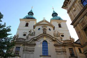Костел Святого Гавела, Фото: Øyvind Holmstad, CC BY-SA 3.0