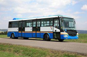 Автобус SOR EBN 10,5 компании SOR Libchavy, Фото: архив SOR Libchavy