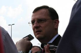 Pprimer ministro Petr Nečas, foto: Archivo del Gobierno checo