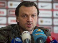 Tomáš Ujfaluši, photo: CTK