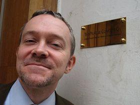 John Tregellas, photo: David Vaughan