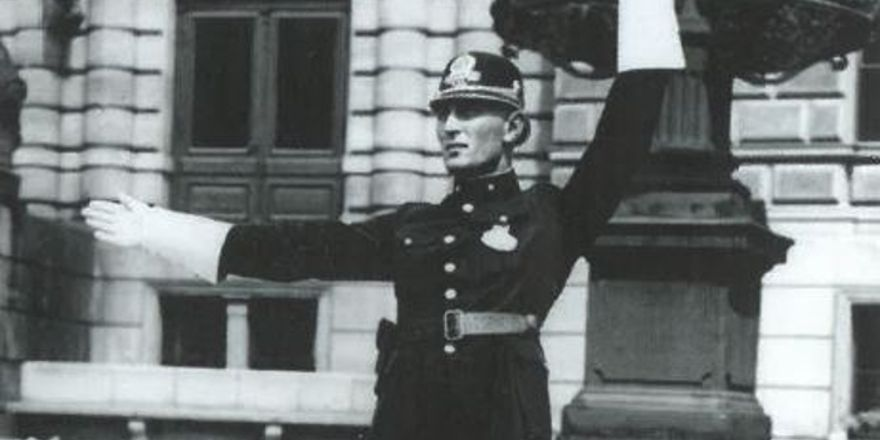 Photo: archive of Prague Police Museum
