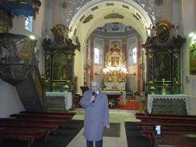 Otec Karel, foto: Zdeňka Kuchyňová