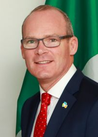 Simon Coveney, photo : US State Department, Flickr, Public Domain