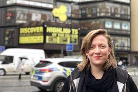 Marie Kordovská, photo: Ian Willoughby