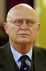 Nuevo presidente de Academia de las Ciencias Checa, Václav Paces (Foto: CTK)