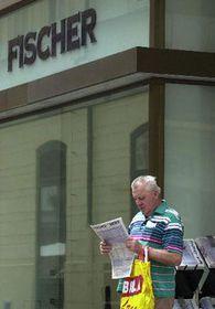 La mayor agencia de viajes checa - Fischer tiene problemas... foto: CTK