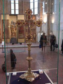 Krönungskreuz aus dem Regensburger Domschatz