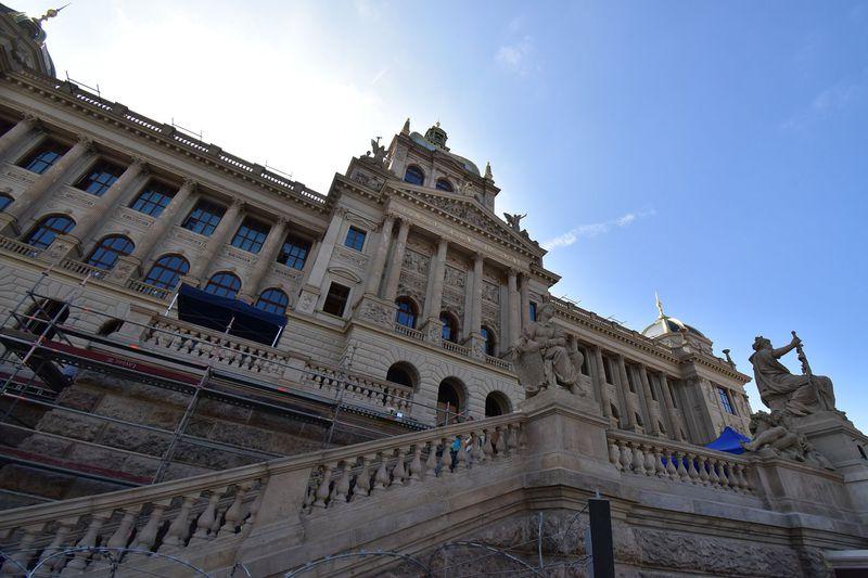 Museo Nacional Checo, foto: Ondřej Tomšů