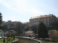Château de Brtnice, photo: Jiří Sedláček - Frettie, CC BY-SA 3.0 Unported