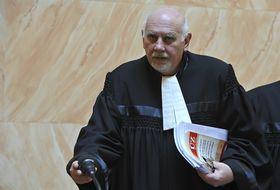 Pavel Rychetský, foto: ČTK
